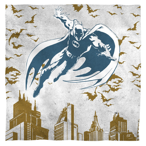 Image for Batman Face Bandana -City Vibe