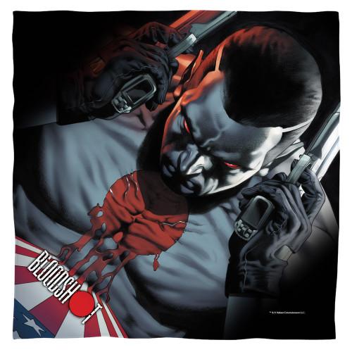 Image for Bloodshot Face Bandana -Guns Drawn