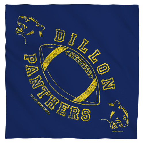 Image for Friday Night Lights Face Bandana -Dillon Panthers