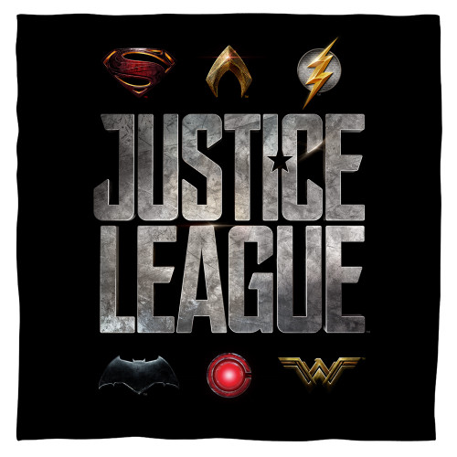 Image for Justice League Movie Face Bandana -Justice League Logos