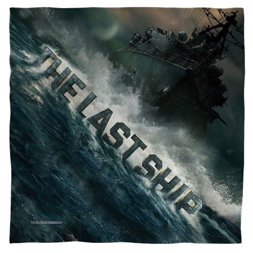 Image for Last Ship Face Bandana -Out To Sea