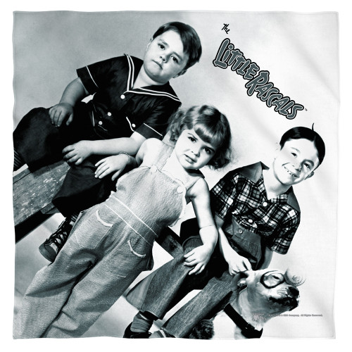 Image for Little Rascals Face Bandana -The Gang