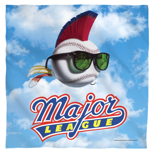 Image for Major League Face Bandana -League Logo