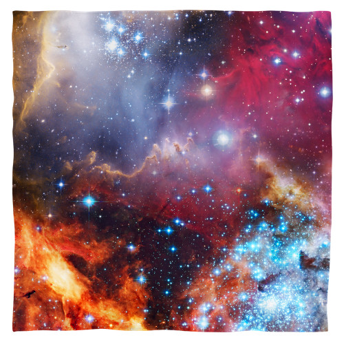 Image for Galactic 2 Face Bandana -