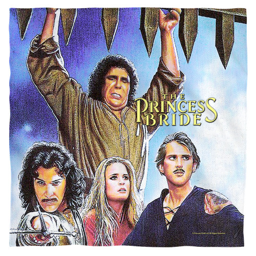 Image for Princess Bride Face Bandana -Alt Poster