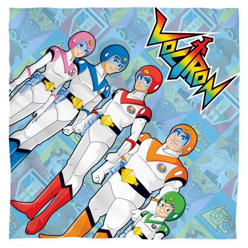 Image for Voltron Face Bandana -Team