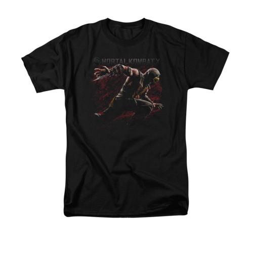 Image for Mortal Kombat X T-Shirt - Scorpion Lunge