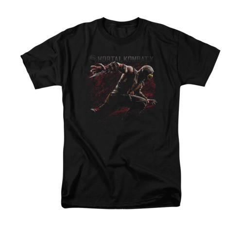 Mortal Kombat X T-Shirt - Scorpion Lunge