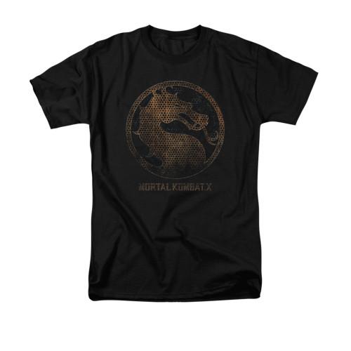 Mortal Kombat X T-Shirt - Metal Seal