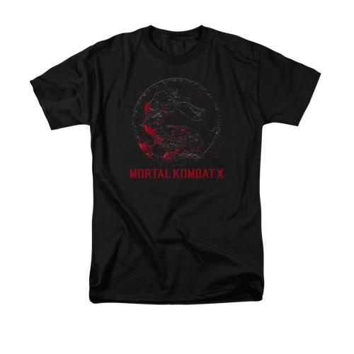 Mortal Kombat X T-Shirt - Bloody Seal