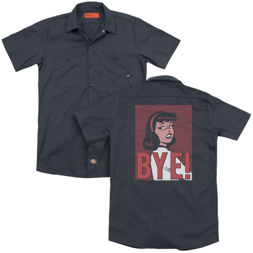 Image for Archie Comics Dickies Work Shirt - Bye