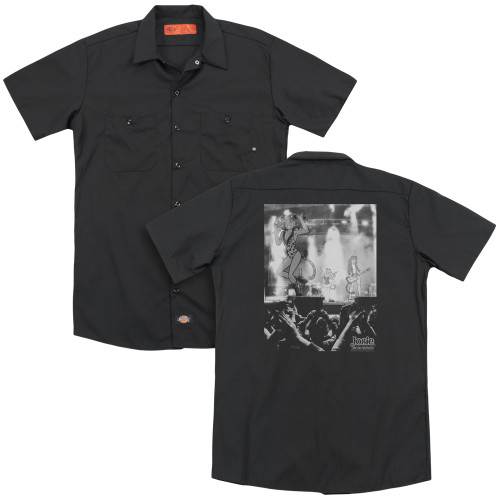 Image for Archie Comics Dickies Work Shirt - The Cats Live