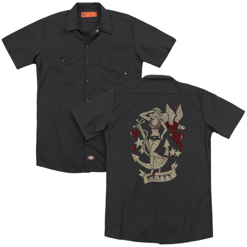 Image for Archie Comics Dickies Work Shirt - Sailor Betty