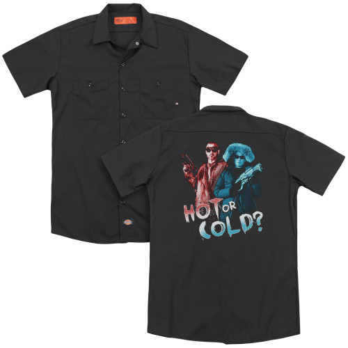 Image for Arrow Dickies Work Shirt - Hot Or Cold