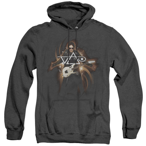 Image for Steve Vai Heather Hoodie - Vai Guitar