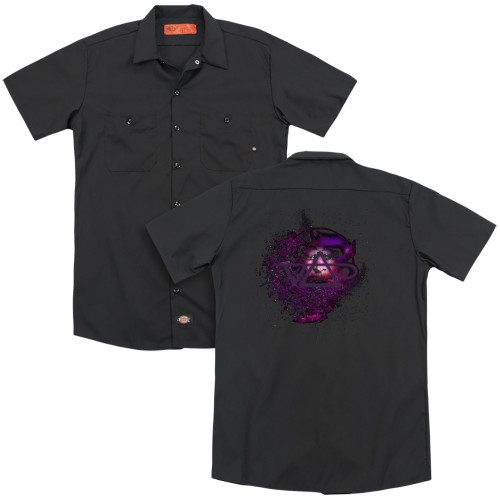 Image for Steve Vai Dickies Work Shirt - Vai Universe