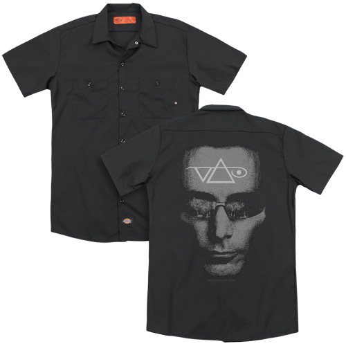 Image for Steve Vai Dickies Work Shirt - Vai Head