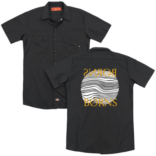 Image for Borns Dickies Work Shirt - Thumbprint