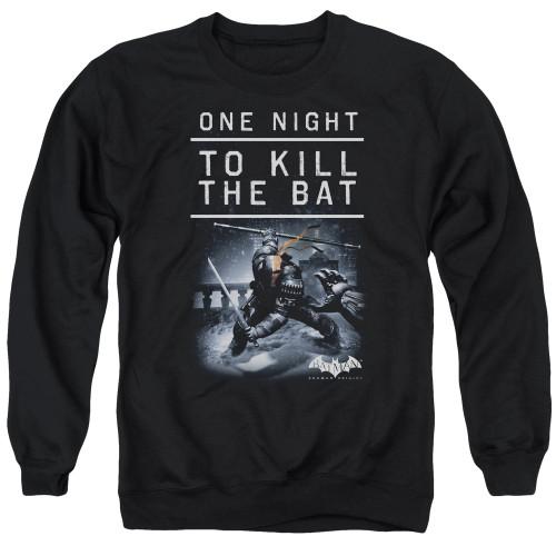 Image for Batman Arkham Origins Crewneck - One Night