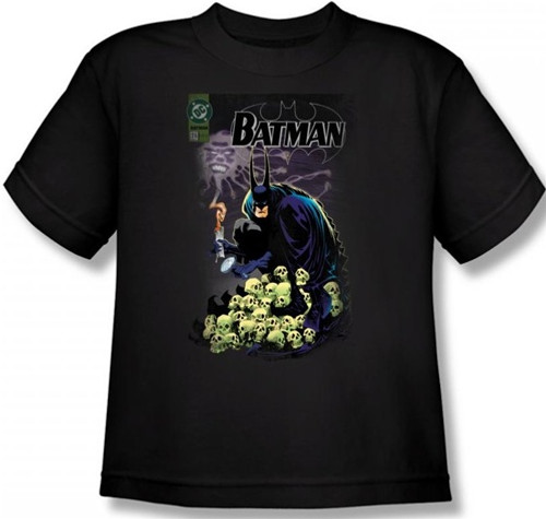 Image for Batman Youth T-Shirt - Cover #516