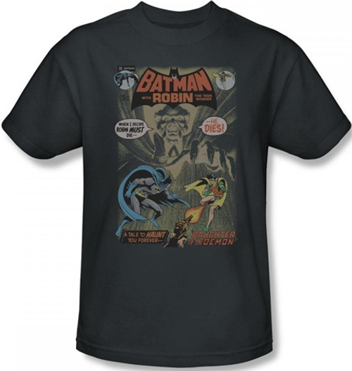 Image Closeup for Batman T-Shirt - #232 Cover