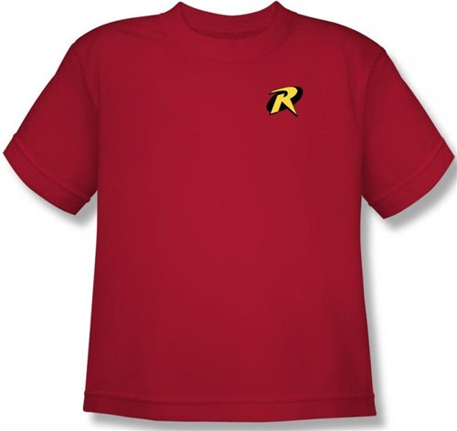 Image for Robin Youth T-Shirt - Logo