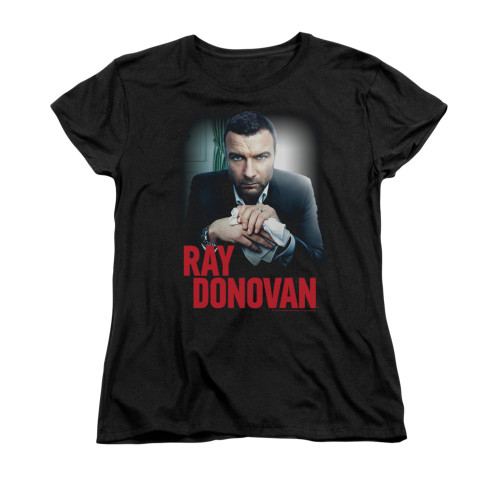 Image for Ray Donovan Woman's T-Shirt - Clean Hands