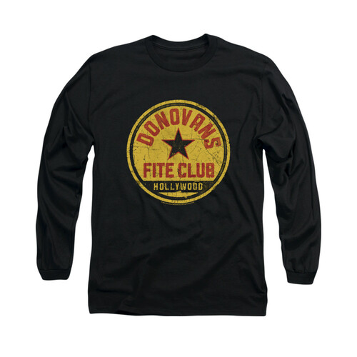 Image for Ray Donovan Long Sleeve T-Shirt - Fite Club
