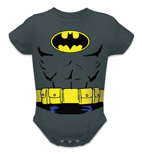 Image for Batman Costume Infant Baby Creeper