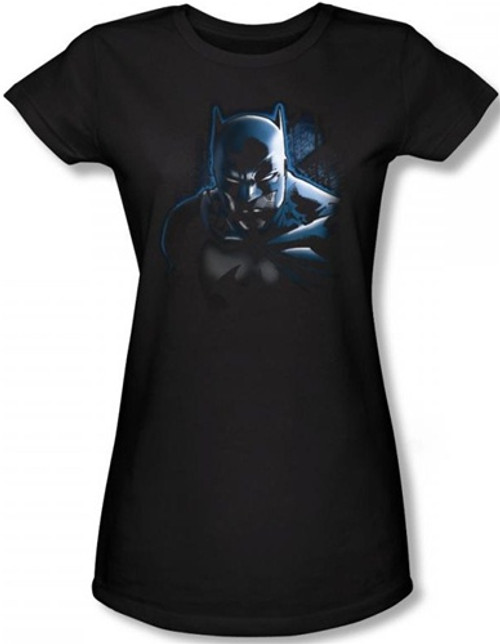 Image for Batman Girls T-Shirt - Don't Mess With the Bat