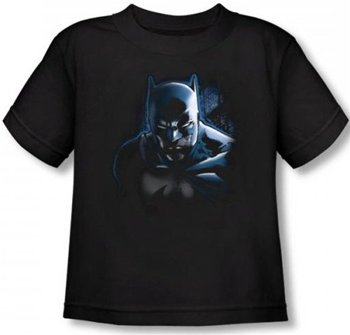 Image for Batman Don't Mess With the Bat Toddler T-Shirt