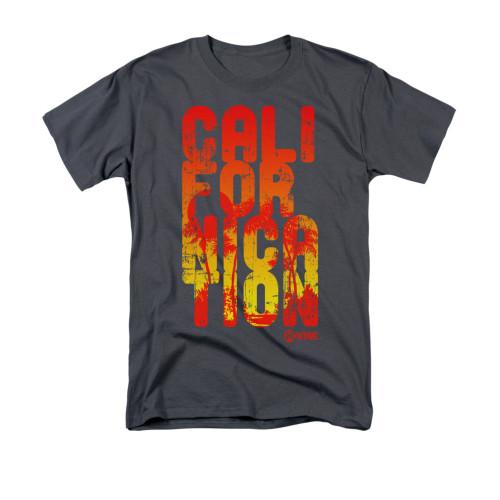 Image for Californication T-Shirt - Cali Type