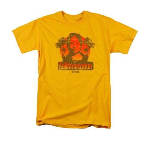 Image for Californication T-Shirt - Hank Retro