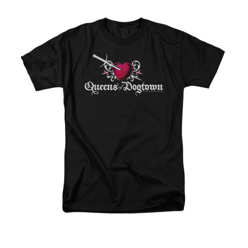 Image for Californication T-Shirt - Queens of Dogtown