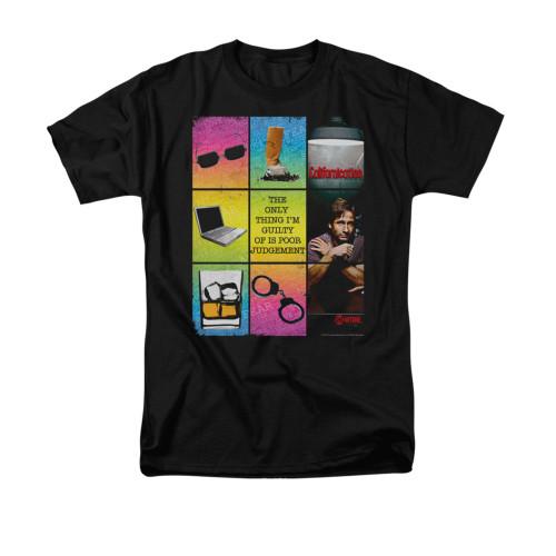 Image for Californication T-Shirt - Poor Judgement