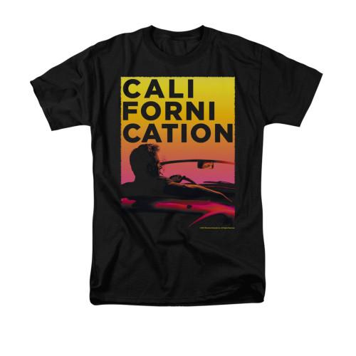 Image for Californication T-Shirt - Sunset Ride