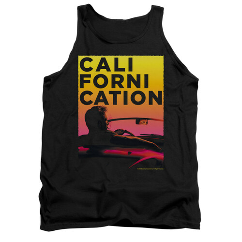 Image for Californication Tank Top - Sunset Ride