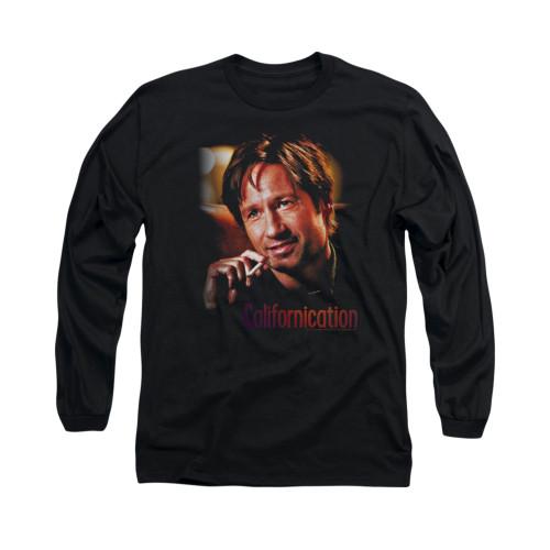 Image for Californication Long Sleeve T-Shirt - Smoker