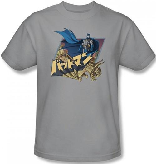 Image Closeup for Batman T-Shirt - Japanese Knight