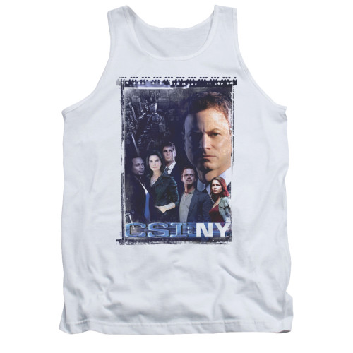 Image for CSI NY Tank Top - Watchful Eye