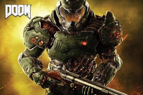 Image for Doom Poster