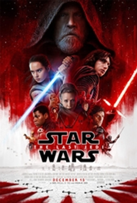 Image for Star Wars The Last Jedi Poster