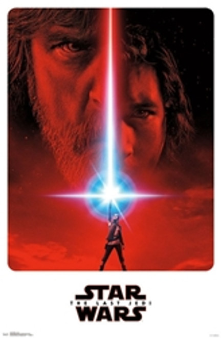 Image for Star Wars The Last Jedi Teaser Poster