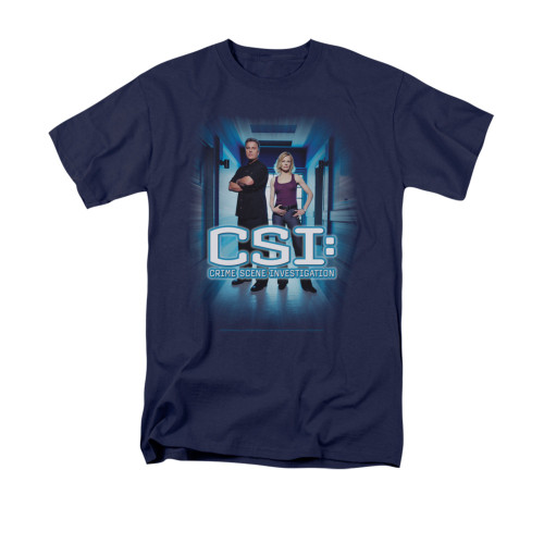 Image for CSI Miami T-Shirt - Serious Business