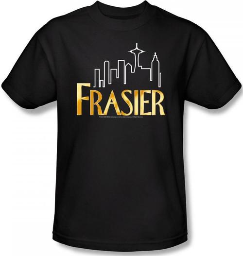 Image for Frasier T-Shirt - Frasier Logo