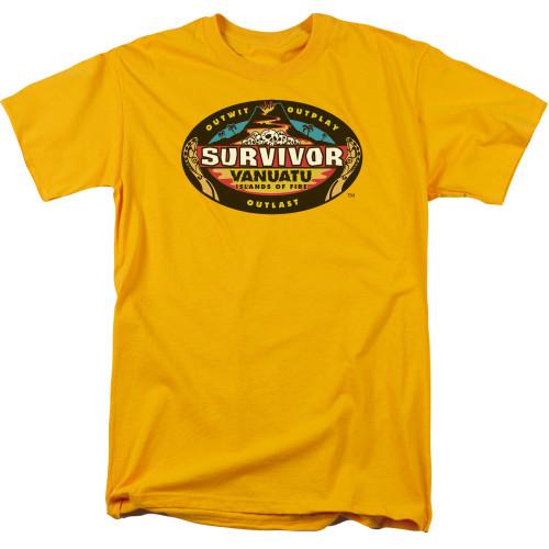 Image for Survivor T-Shirt - Vanuatu
