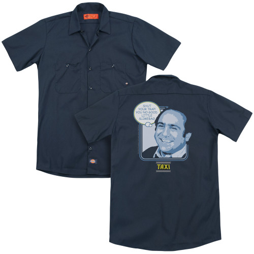 Image for Taxi Dickies Work Shirt - Shut Your Trap