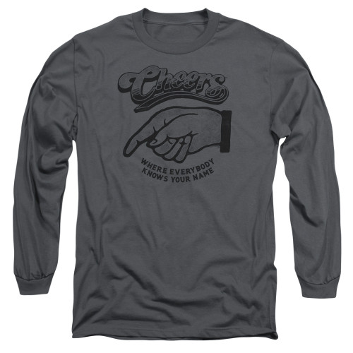 Image for Cheers Long Sleeve T-Shirt - The Standard
