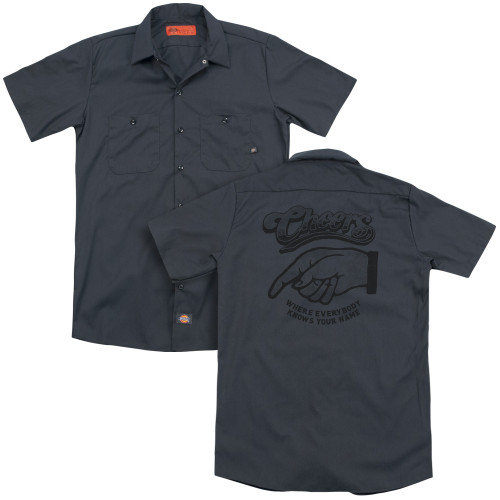 Image for Cheers Dickies Work Shirt - The Standard