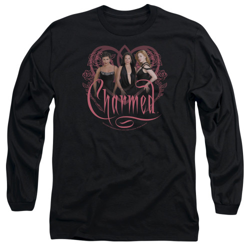 Image for Charmed Long Sleeve T-Shirt - Charmed Girls
